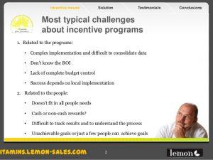 sales goals examples sales incentive platform