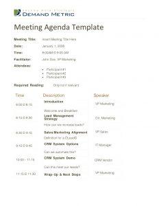 sales meeting agenda sales meeting agenda template