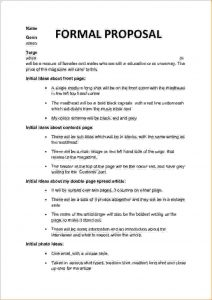 sales proposal example formal proposal template formal proposal cb