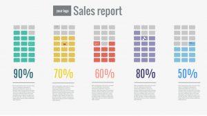 sales reports templates sales report prezi template