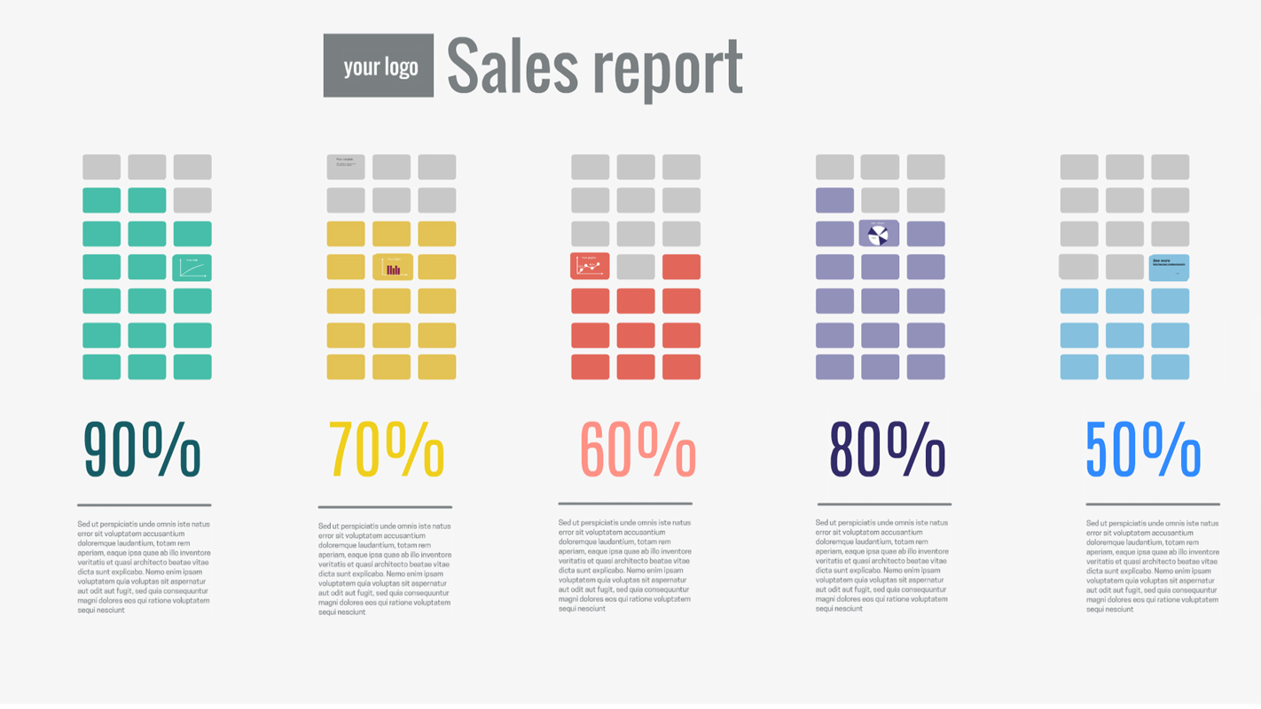 Sales Reports Templates  Monthly Sales Report Spreadsheet