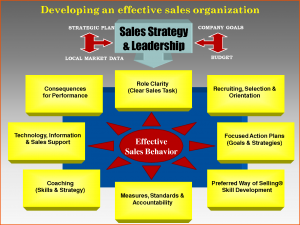 sales strategy example sales strategy template