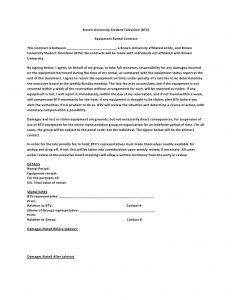 salon booth rental agreement btv equipment rental form