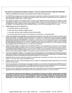salon booth rental agreement contractback