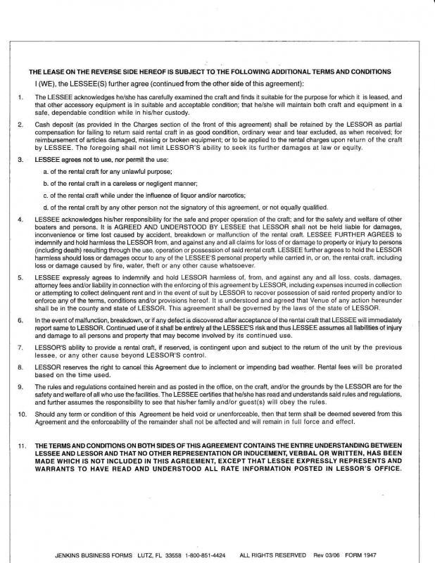 salon booth rental agreement