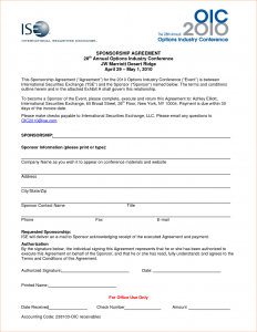 salon booth rental agreement sponsorship agreement