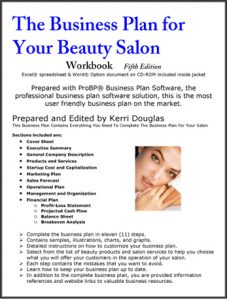salon business plan beauty salon bp