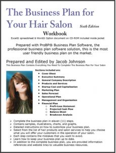 salon business plan hair salon bp