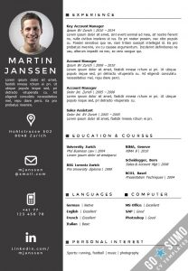sample cv template german resume template best creative cv template ideas on pinterest creative cv