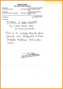 sample doctor note medical leave letter from doctor p b