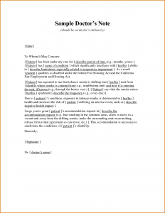 sample doctors note doctors note template pdf