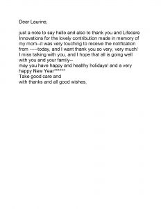sample donation letter in memory of someone lcilci