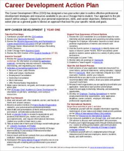 sample emergency action plan career action plan for development