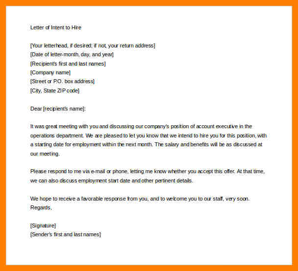 Sample Employment Verification Letter  Template Business
