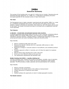 sample executive summary sample executive summary example executive summary report examples