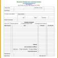 sample expense report reimbursement form word template