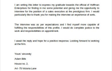 sample follow up email after interview status interview follow up letter template