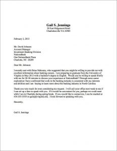 sample follow up letter for job application status infointerviewing gail jennings