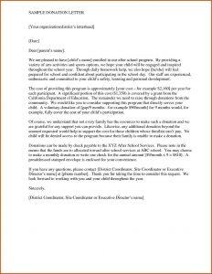 sample fundraising letter sample donation letter baacebbfbcdd
