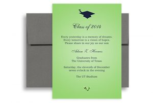 sample graduation invites graduation invitation example sample verses wording lggi
