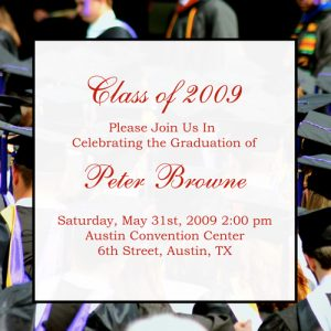 sample graduation invites graduation invitations samples