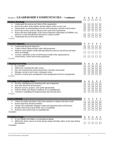 sample letter of employment employee evaluation form sample l