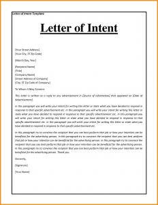 sample letter of intent 12911666 6 letter of intent sample