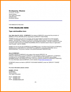 sample letter of recommendation for scholarships letter to the press sample examples of related documents press release new partnership collaboration press release cover letter example