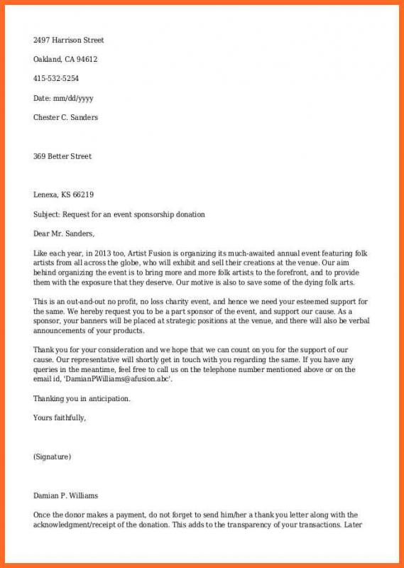 letter asking for sponsorship sample sample letters asking for donations template business 21652 | sample letters asking for donations donation request letter sample letters asking for donations 7 638 cb1433319643