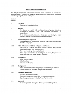 sample marketing proposal technical report template technical report template