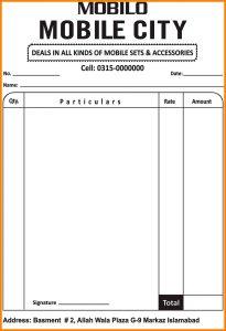 sample memo format cash memo bill format cash memo template