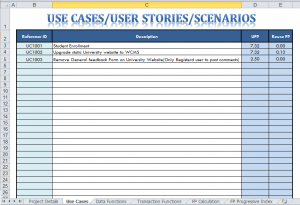 sample mileage log usecases