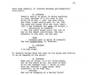 sample movie script grandbudapest script