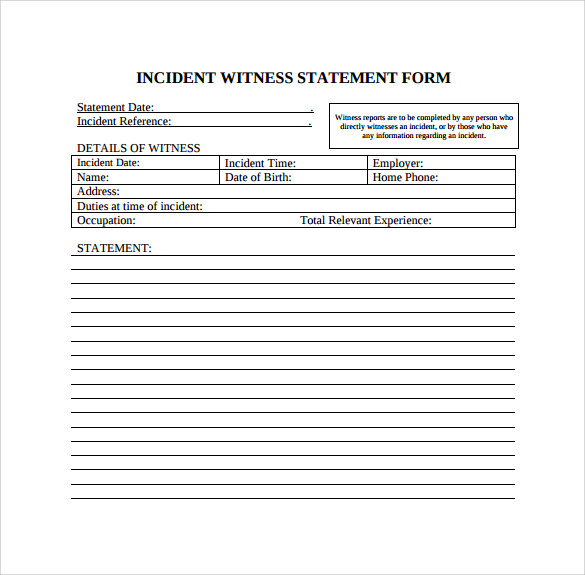 Sample notary statements template business sample notary statements altavistaventures Choice Image