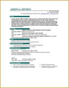 sample of business leter student resumes for first job jumbocover resume for first job