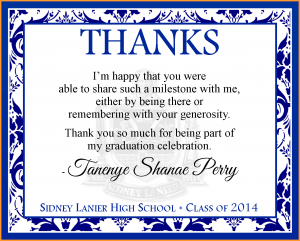 sample of business leter thank you cards for graduation free thank you cards for graduation messages