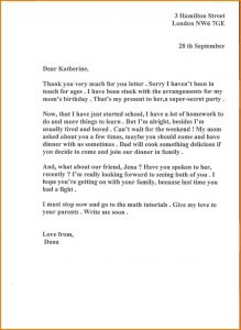 sample of bussiness letters formal business letter sample informal letter sample i