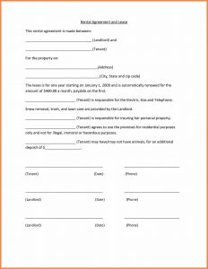 sample partnership agreement residential tenancy agreement template word sample simple rent agreement form template free download