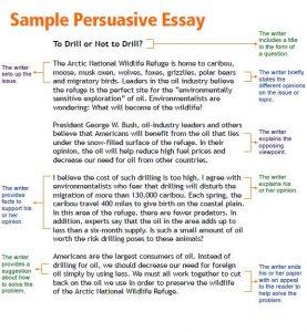 sample persuasive essay sample persuasive essay