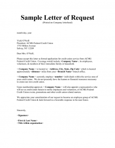 sample request letter request letter sample image