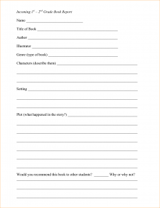 sample residential lease agreement nd grade book report template