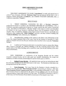 sample residential lease agreement gex pg