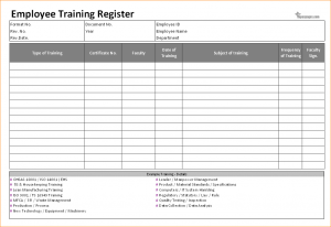 sample residential lease agreement legal documentation format employee training register