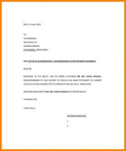 sample resignation letter template authorized letter to bank