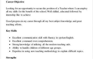 sample resume for first job teacher resume for freshers looking for first job