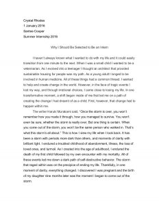 sample scholarship essays employment essay