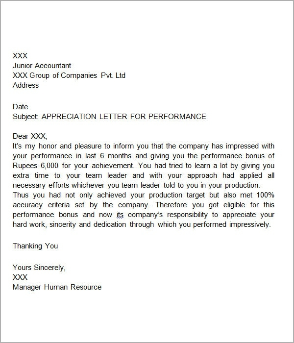Sample Thank You Letter For Scholarship  Template Business