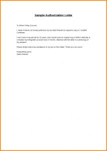 samples hardship letter sample authorization letter to pay bills sample authorization letter