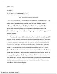 scholarship letter format essay eli lilly scholarship for bdpa students dylan gunn