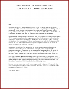 scholarships letters examples examples of scholarship application letters